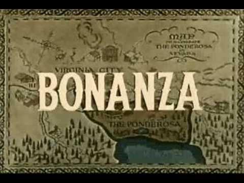 RAY EVANS & JAY LIVINGSTON  BONANZA THEME  1959