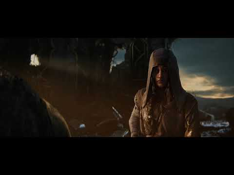 Warframe Intro Short Film, Directed By Dan Trachtenberg