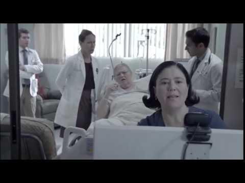 Getting On - Deaf Patient Webcam Interpreter