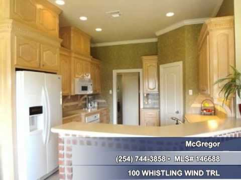homes for sale mcgregor tx youtube