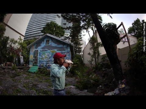 $1.8M Won't Buy This Man's Miami Property On 'Sacred Ground'