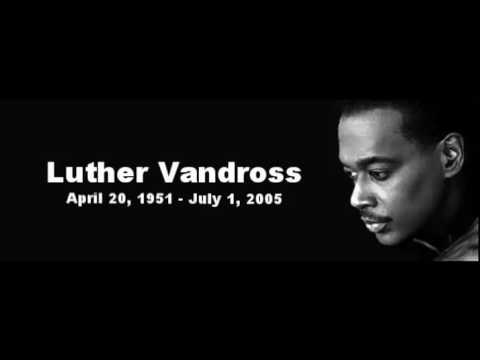 Stank Funk Music Presents    Luther Vandross   Superstar Live In Detroit 1985