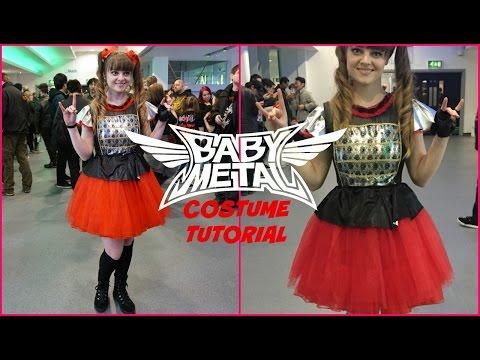 BABYMETAL Costume Tutorial | CallieSakura