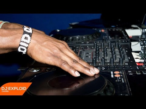 Red Bull 3Style 2018 DJ Exploid Transform Scratch [Practice Session #5]