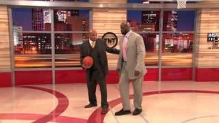 Top 5 of Inside the NBA: Teaching In The Paint