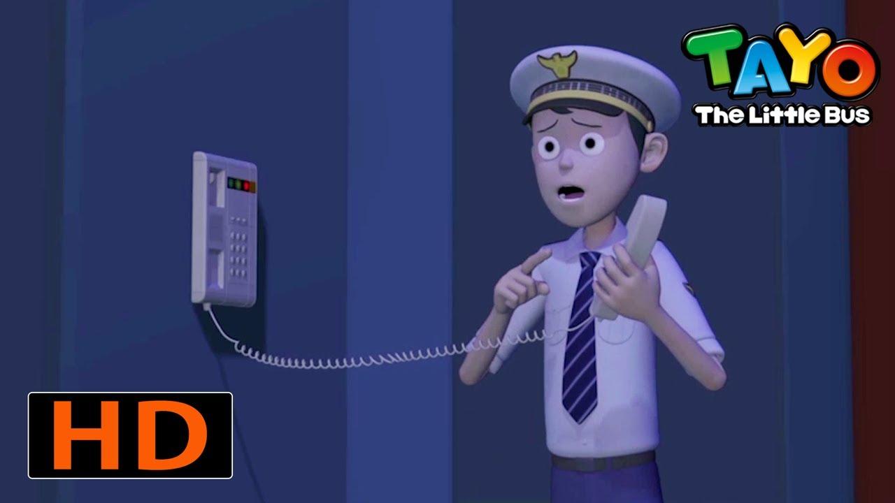 小巴小巴士TAYO l Tayo 第2季 流行的一集 l 別開玩笑了! l 小公交車太友士TAYO