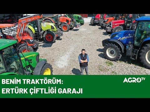 Benim Traktörüm İlk Bölüm - 22 Traktörüyle Ethem Ertürk / AGRO TV