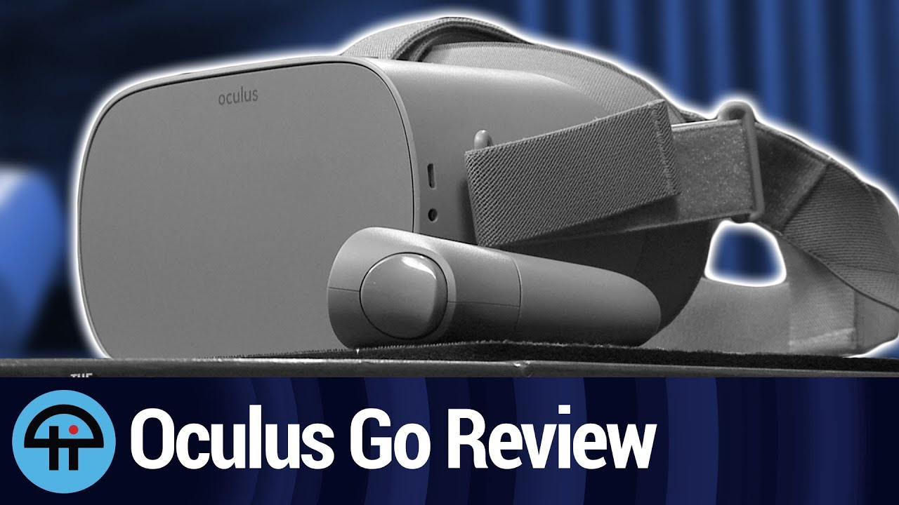 c9dbadd2a2a Oculus Go Review: $200 Standalone VR Headset - YouTube
