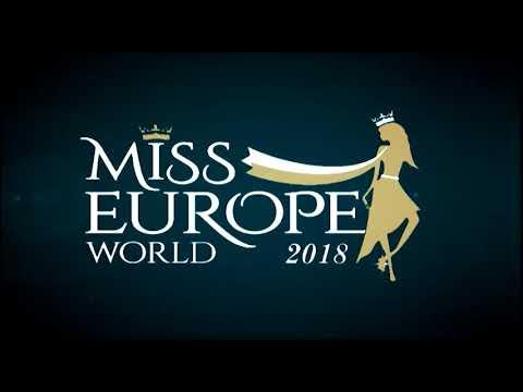 Miss Europe World 2018 promotion