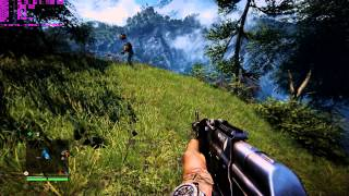 FarCry4 r9 290 CROSSFIRE MAXED OUT 60FPS