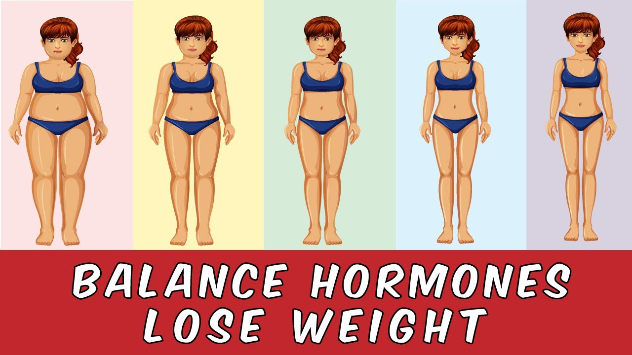 9 Ways To Balance Hormones And Lose Weight Youtube