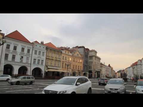 Градец Кралове достопримечательности. Hradec Králové.