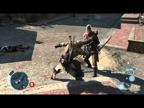 Assassin's creed 3 gameplay  