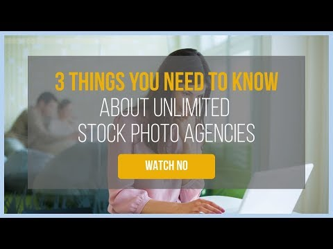Unlimited Stock Photos: Top 4 Agencies to Get Unlimited