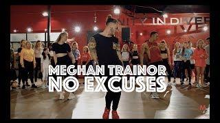 Video Meghan Trainor - No Excuses | Hamilton Evans Choreography download MP3, 3GP, MP4, WEBM, AVI, FLV Agustus 2018
