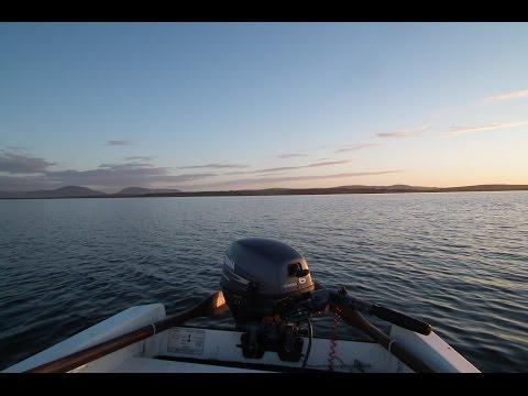 Trout Fishing On Harray Loch