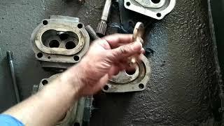 Hydraulic pump repair kaise hota hai