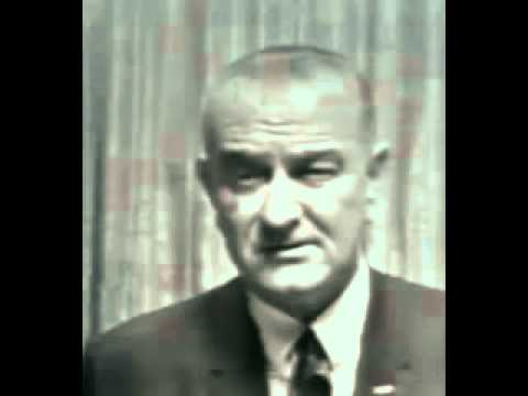 "President Lyndon B. Johnson, ""Why We Are in Vietnam"""