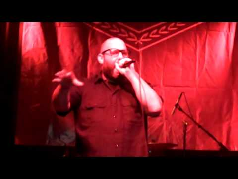 """Little Houdini"" by Sage Francis @ Granada Theater"