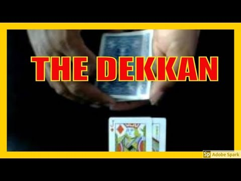 ONLINE MAGIC TRICKS TAMIL I ONLINE TAMIL MAGIC #199 I THE DEKKAN