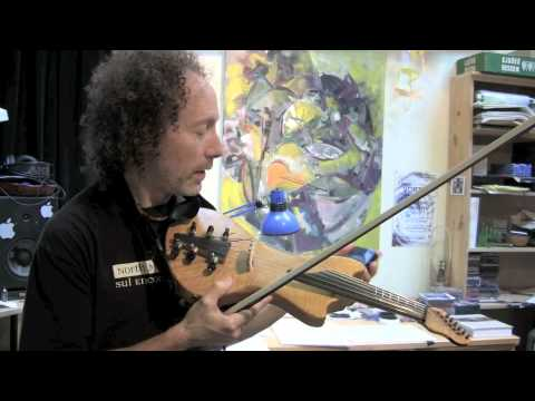 Tracy Silverman on rehearsing The Palmian Chord Ryddle