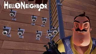 Somsiad Psychopata - Hello Neighbor Akt 3 - Na żywo