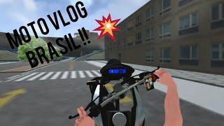 Gameplay !! MOTO VLOG BRASIL...
