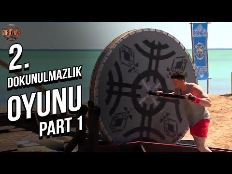 2.Dokunulmazlık Oyunu 1.Part | 2.Bölüm  | Survivor Türkiye