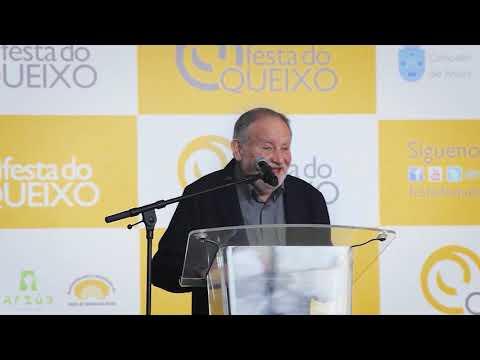 PREGÓN BENIGNO CAMPOS -44ª FESTA DO QUEIXO, ARZÚA 2019-