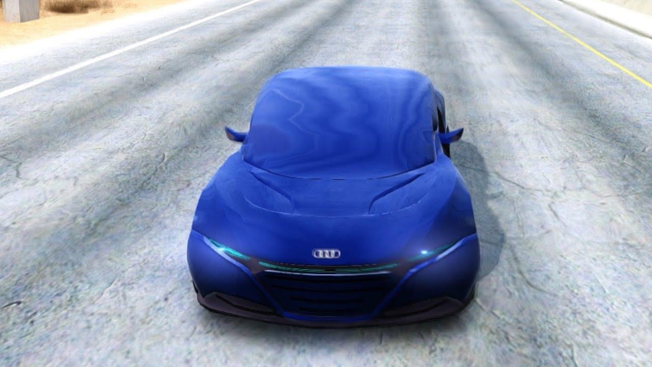 Audi A9 Concept Car Mod 65 New Cars Vehicles 7 To Gta