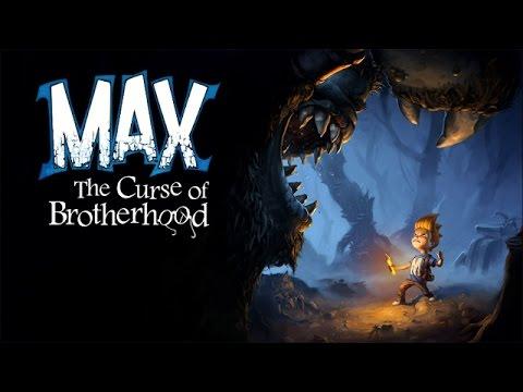 Max The Curse of Brotherhood Full Gameplay Walkthrough (No ...