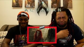 Aquaman Extended Trailer Reaction (Feat Ecomog)