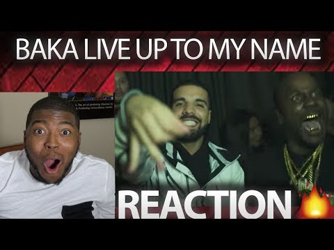BAKA NOT NICE   Live Up To My Name Official Music Video   REACTION  