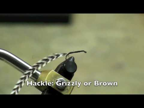 Fly Tying Randy's Crackle Back Fly