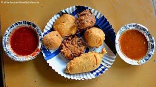 6 Amazing Indian Gujarati Fast Food | Indian Food Taste Test Episode-13 with Nikunj Vasoya