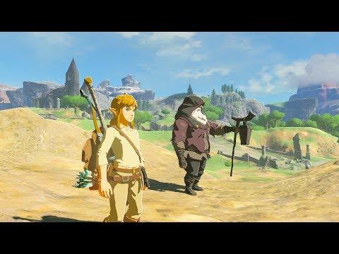 Zelda Breath of the Wild - LIVESTREAM