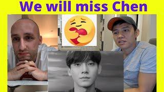 Download lagu CHEN 첸 '안녕 (Hello)' MV - Reaction Video