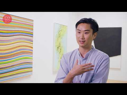 Uli Zhiheng Zhang, Director of Perrotin Hong Kong & Shanghai at Art Basel Hong Kong 2018
