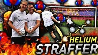 STRAFFER MED HELIUMBALL MOT ALEKSMESO!! 🎈🔥 RANDULLE MOT PARADISE ALEKS!!