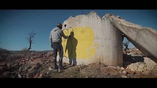"""ASMR Graffiti bombing """"RAW SHOT"""" #3 OBESR 186 ❤ throw up"""