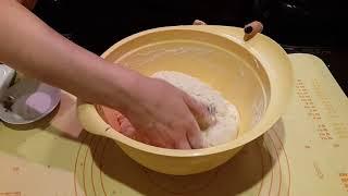 Тесто на кефире замена дрожжевого. Просто по-домашнему. Вега рецепты.