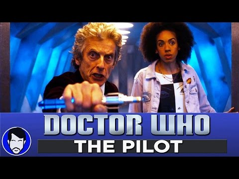 "Doctor Who Series 10 Episode 1 'The Pilot"" REVIEW & RECAP!"