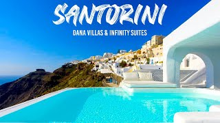 Best Hotels Santorini 2021, Dana Villas and Infini...