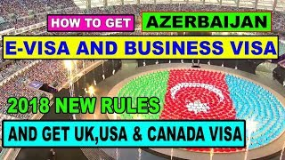 AZERBAIJAN VISIT VISA [[ BUSINESS VISA ]] IN URDU/HINDI 2018 BY PREMIER VISA CONSULTANCY