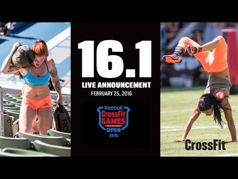 Open Announcement 16.1: NorCal CrossFit