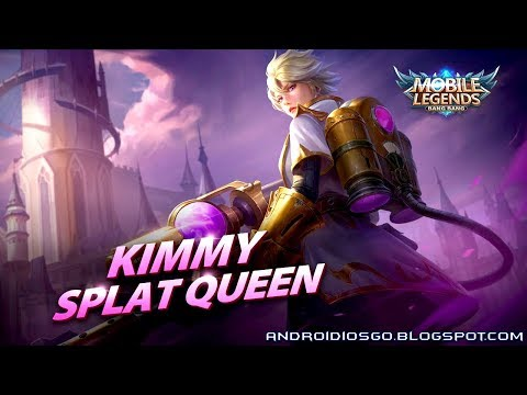 Mobile Legends: New Hero - Kimmy Splat Queen Gameplay Android/iOS