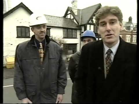 Med 029 Removal of Platts Hall   BBC News 1998