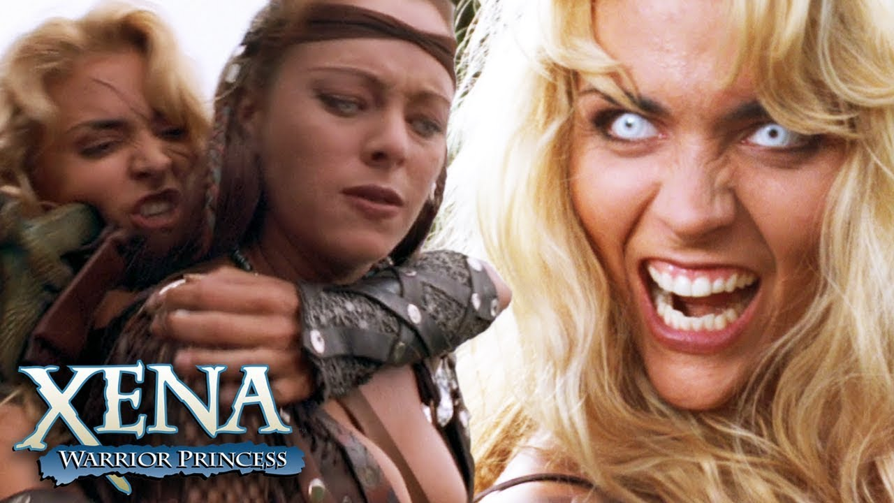 Download Velasca and Callisto's Battle | Xena: Warrior Princess