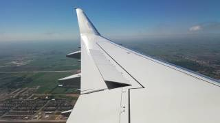 Sioux Falls Regional Airport Landing | FSD South Dakota USA Beautiful View