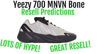 Yeezy 700 MNVN Bone - Resell